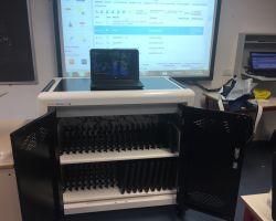 Laboratorio mobile di informatica